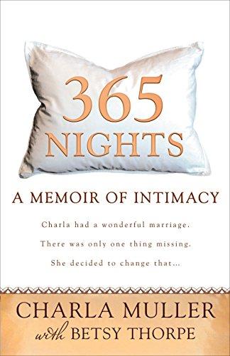9780425222577: 365 Nights: A Memoir of Intimacy