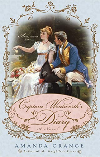9780425223529: Captain Wentworth's Diary