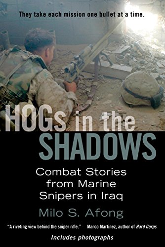 9780425223826: Hogs in the Shadows: Combat Stories from Marine Snipers in Iraq