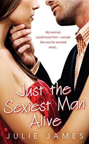 9780425224205: Just the Sexiest Man Alive (Berkley Sensation)