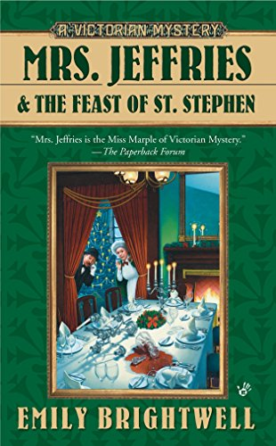 9780425224274: Mrs. Jeffries and the Feast of St. Stephen (A Victorian Mystery)