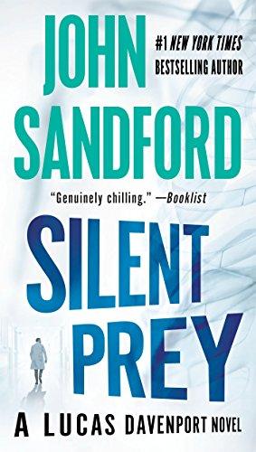 Silent Prey (Lucas Davenport, No 4): Sandford, John