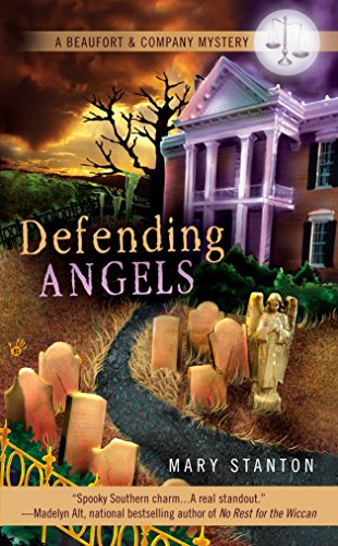 9780425224984: Defending Angels (Berkley Prime Crime Mysteries)
