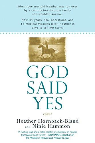 9780425225059: God Said Yes