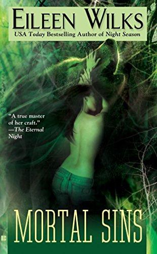 9780425225523: Mortal Sins (World of the Lupi, Book 5)