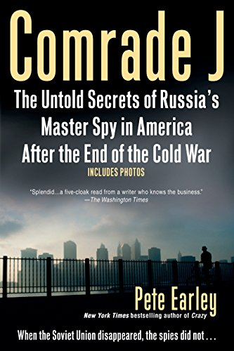 9780425225622: Comrade J: The Untold Secrets of Russia's Master Spy in America After the End of the Cold War