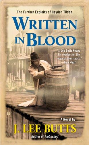 9780425226308: Written in Blood: The Further Exploits of Hayden Tilden