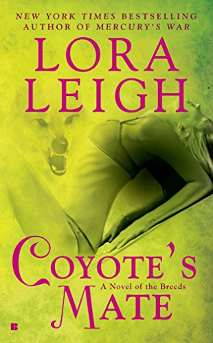 9780425226339: Coyote's Mate (Coyote Breeds, Book 6)