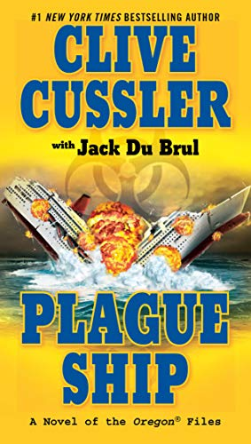 9780425226698: Plague Ship (Oregon Files)