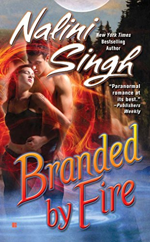 9780425226735: Branded by Fire (Psy-Changelings, Book 6)