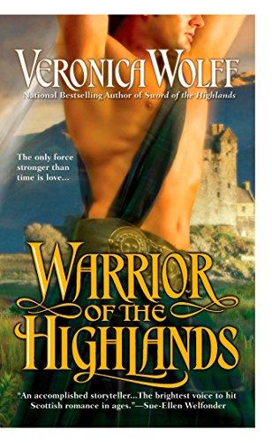 9780425226759: Warrior of the Highlands (A Highlands Novel)