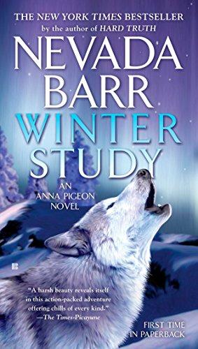 9780425226957: Winter Study (An Anna Pigeon Novel)
