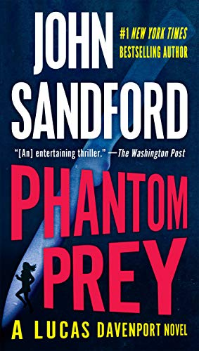 9780425227985: Phantom Prey (Lucas Davenport Mysteries)