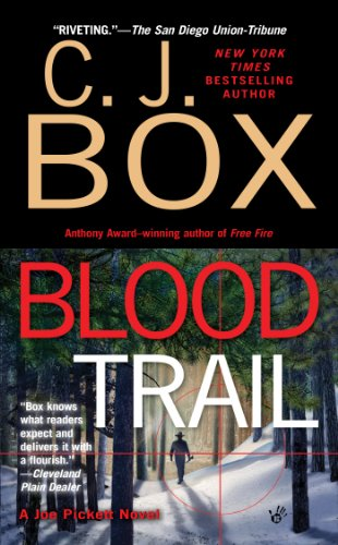 9780425228081: Blood Trail (Berkley Prime Crime Mysteries)