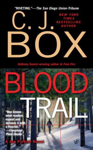 9780425228081: Blood Trail (A Joe Pickett Novel)
