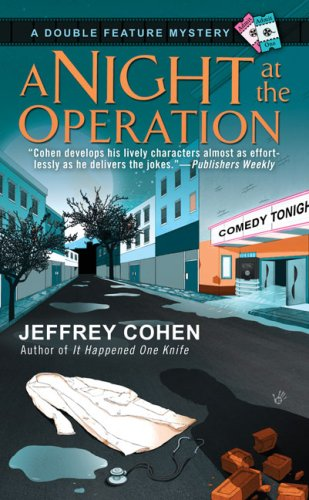 9780425228159: A Night at the Operation (A Double Feature Mystery)