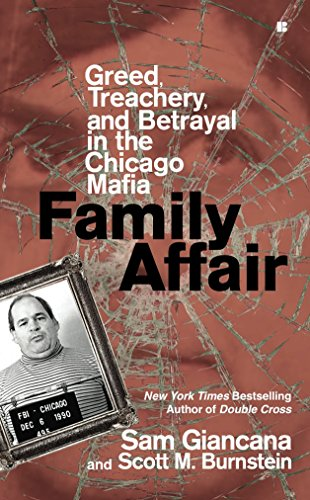9780425228319: Family Affair: Greed, Treachery, and Betrayal in the Chicago Mafia