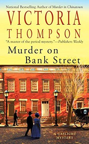 9780425228371: Murder on Bank Street: A Gaslight Mystery