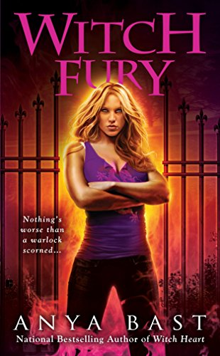 Witch Fury (Elemental Witches, Book 4): Bast, Anya