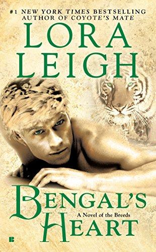9780425229026: Bengal's Heart (Breeds, No 7)