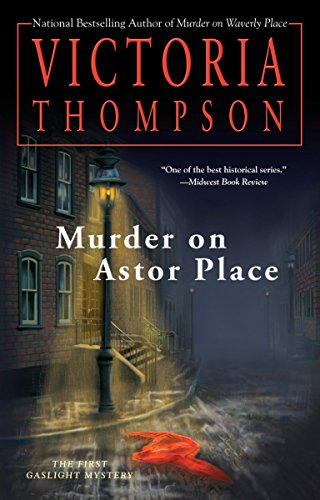 9780425229729: Murder on Astor Place: A Gaslight Mystery