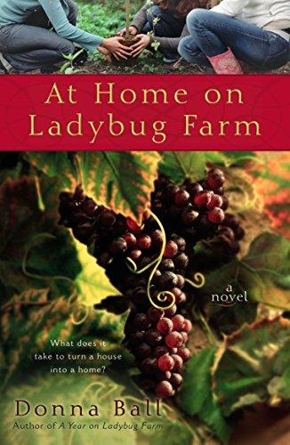 9780425229781: At Home on Ladybug Farm