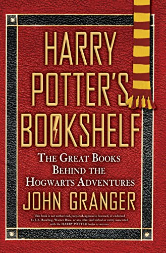 9780425229798: Harry Potter's Bookshelf: The Great Books Behind the Hogwarts Adventures
