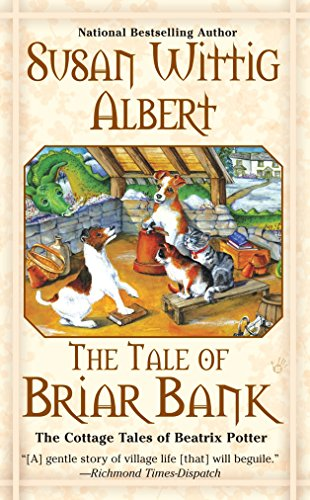 9780425230275: The Tale of Briar Bank (Cottage Tales of Beatrix Potter Mysteries)