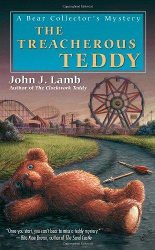 9780425230329: The Treacherous Teddy (A Bear Collector's Mystery)