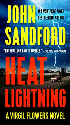 9780425230619: Heat Lightning (Virgil Flowers, No. 2)