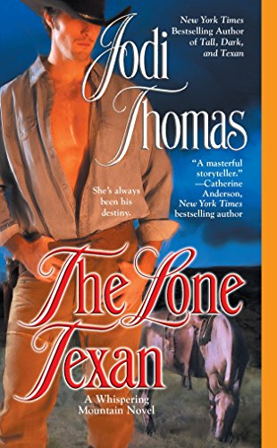 9780425230626: The Lone Texan (Whispering Mountain)