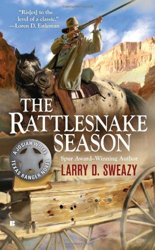 9780425230640: The Rattlesnake Season (A Josiah Wolfe Novel)