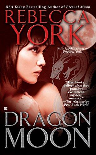Dragon Moon (Berkley Sensation): York, Rebecca