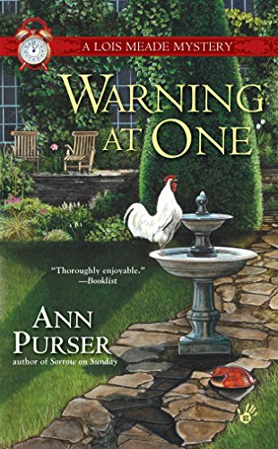 9780425231173: Warning at One (Lois Meade Mystery)