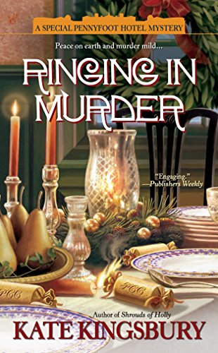 Ringing in Murder (A Special Pennyfoot Hotel Myst) (0425231208) by Kate Kingsbury