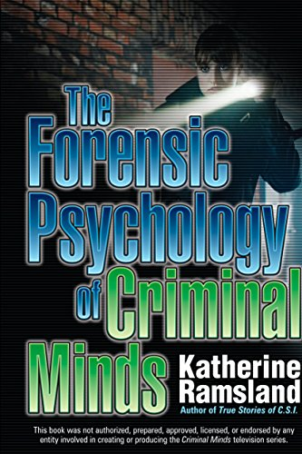 The Forensic Psychology of Criminal Minds (0425232263) by Katherine Ramsland