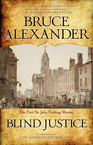 9780425232743: Blind Justice (Sir John Fielding Mysteries (Paperback))