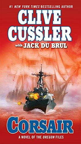 Corsair: Cussler, Clive