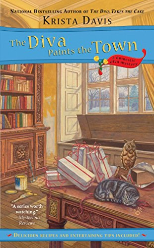 9780425233443: The Diva Paints the Town (A Domestic Diva Mystery)