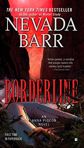 9780425233788: Borderline (An Anna Pigeon Novel)