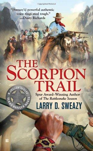 9780425233795: The Scorpion Trail (A Josiah Wolfe Novel)
