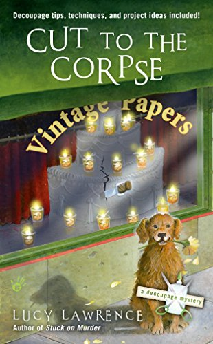 9780425233894: Cut to the Corpse (A Decoupage Mystery)