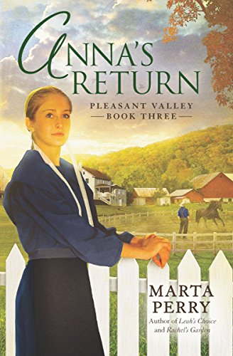 Anna's Return: Pleasant Valley Book Three: Perry, Marta