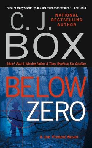 9780425234723: Below Zero (A Joe Pickett Novel)