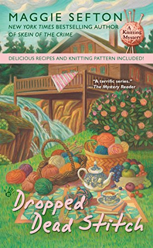 9780425235195: Dropped Dead Stitch (A Knitting Mystery)