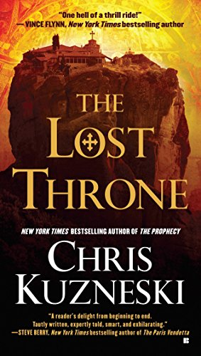 9780425235393: The Lost Throne