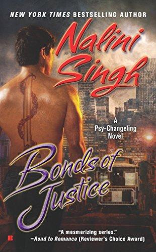 9780425235447: Bonds of Justice (Psy/Changelings)