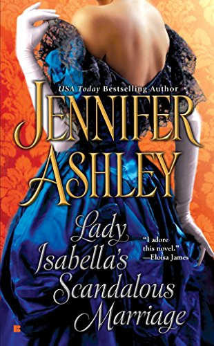 9780425235454: Lady Isabella's Scandalous Marriage (Berkley Sensation)