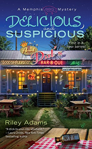9780425235539: Delicious and Suspicious (A Memphis BBQ Mystery)