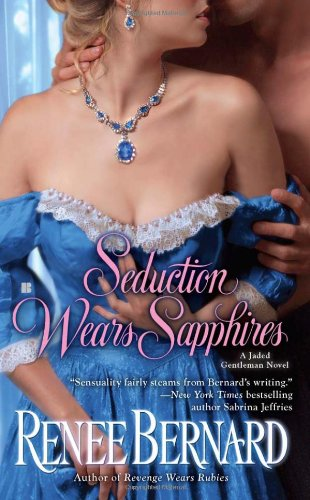9780425235966: Seduction Wears Sapphires (Jaded Gentleman)